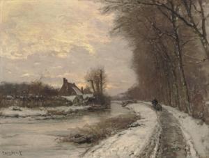 Louis Apol - Wennetjessloot plm. 1880
