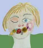 Bloemen eten